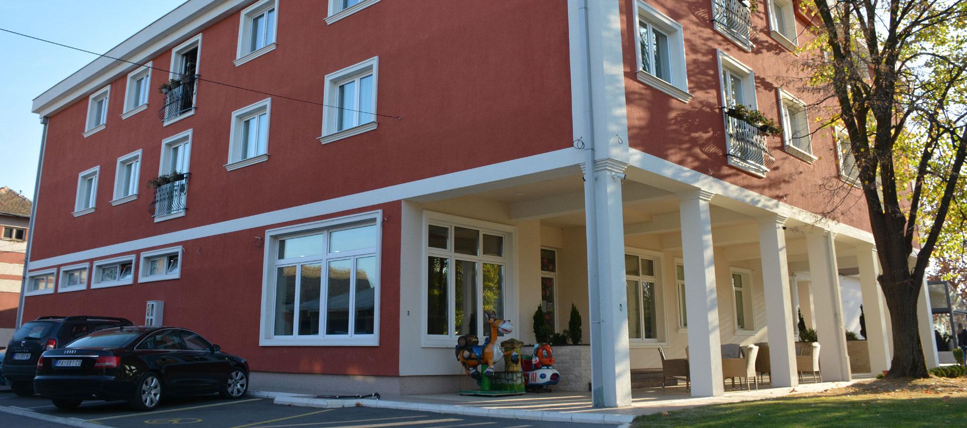 Hotel Stari Banat